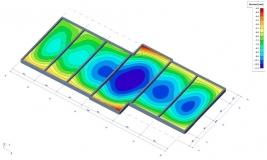 SCIA-Engineer-rekenmodel_vervormingen
