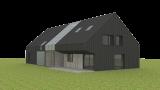 Sprikk (zorgcentrum Rhoon) - wintertuin geopende zijgevel