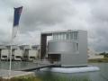 Veersche Poort - overzicht waterwoning