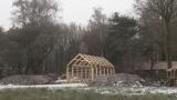houtconstructie uitvoering