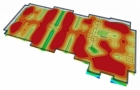 Urban Base fundering te Dorst - sterkteberekening in SCIA Engineer