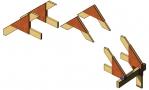 3D BIM-details spanten