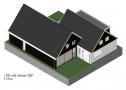 3D overzicht bouwkundig model