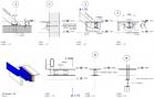 (BIM) staaldetaillering trappen