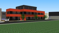 Definitief Ontwerp nieuwbouw bedrijfspand Maxperian
