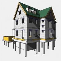 nieuwbouw vrijstaande woning te Nootdorp