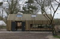 receptie- en sanitairgebouw Kamp de Marke gereed