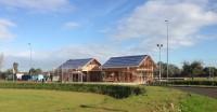 Nieuwbouw clubgebouw IJsvereniging in volle gang