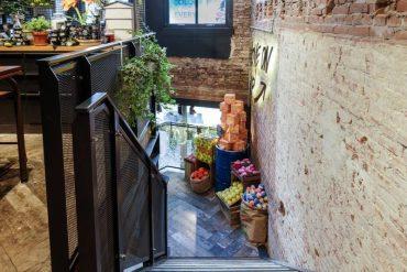 Retail: Flagship store Lush te Amsterdam